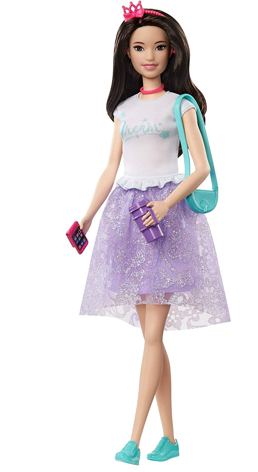 Barbie Princess Adventure doll asian