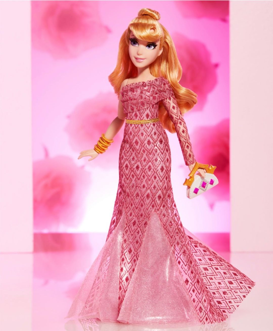Promo Images Of Princess Jasmine And Aurora Style Series Dolls