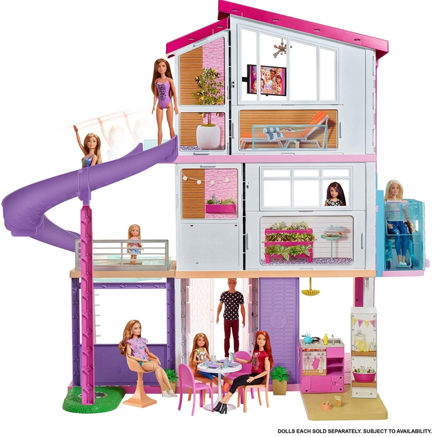 Barbie Dreamhouse 2020
