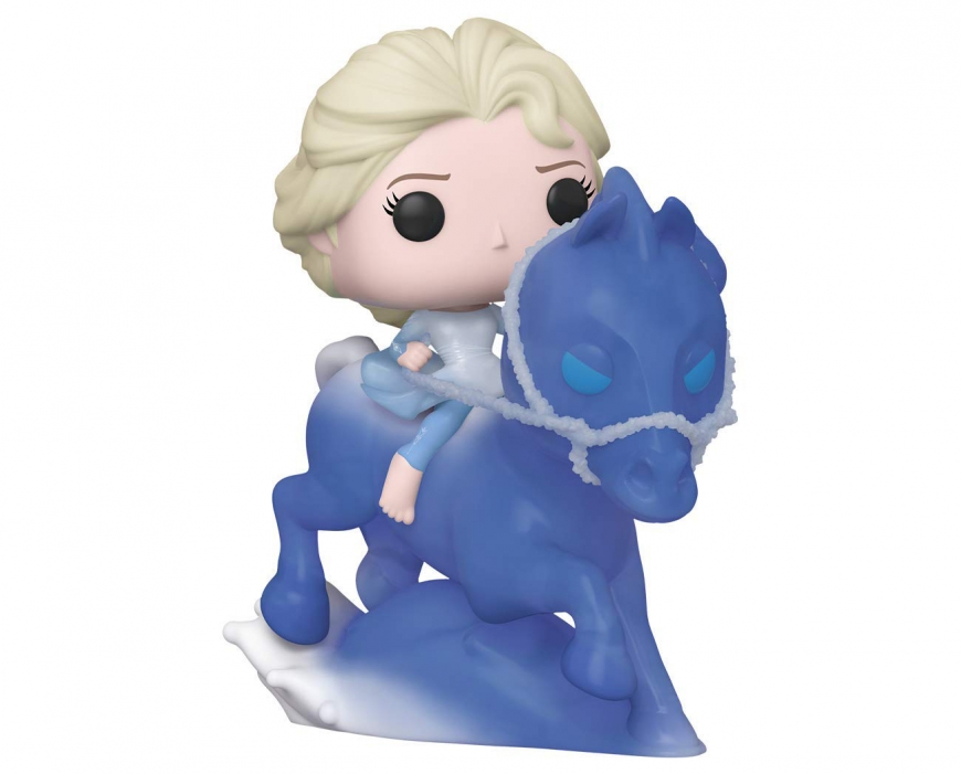 Frozen 2 Funko Pop Esa riding Nokk across sea