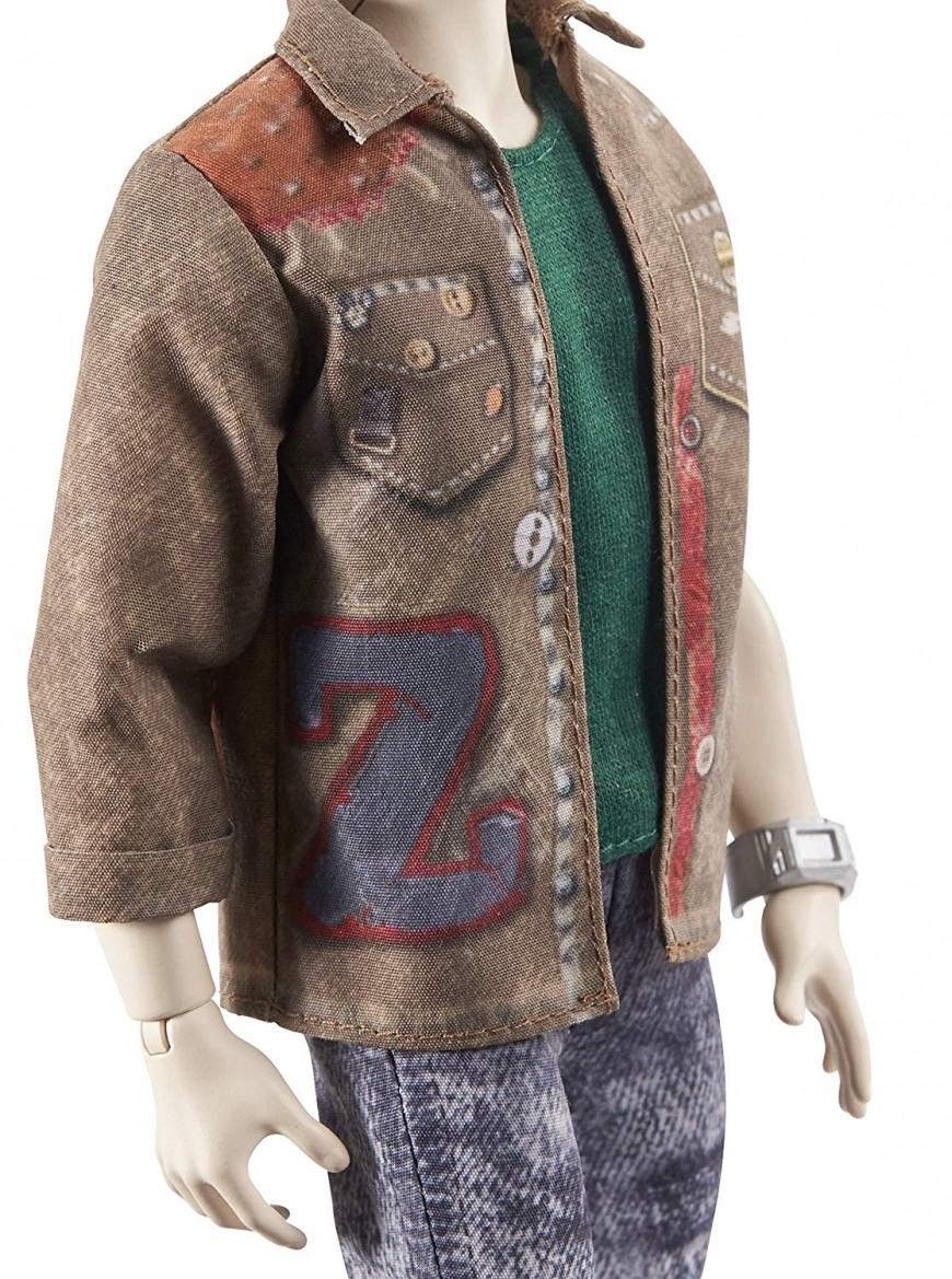 Disney Zombies 2 Zed doll