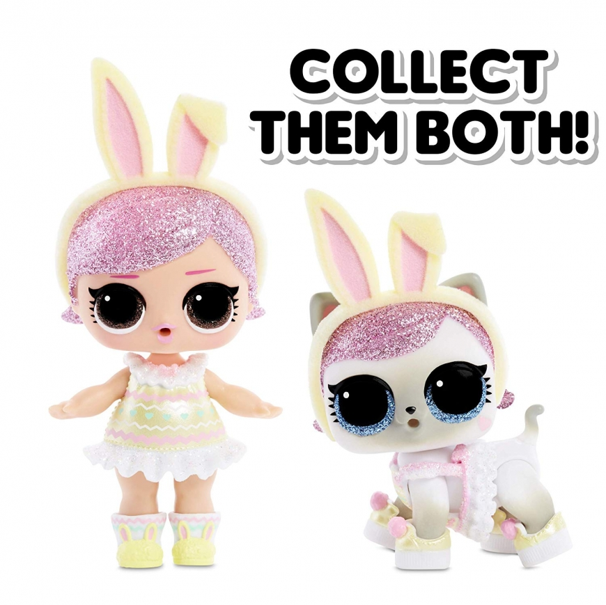 LOL Surprise Spring Bling - new LOL Surprise Easter 2020 special edition dolls