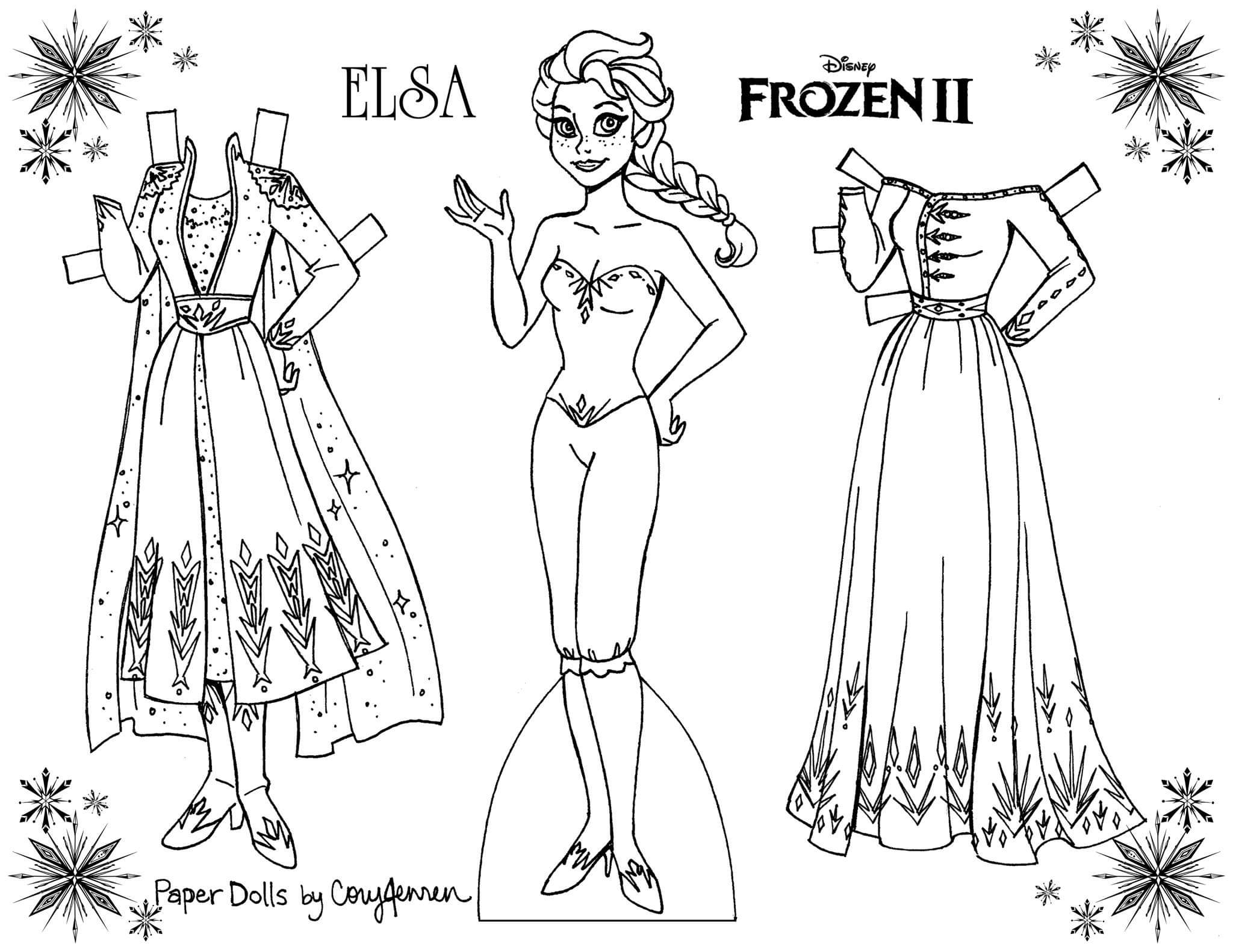 coloring book ~ Coloring Pages With Elsa In Whiteress Frozen ... | 1582x2048