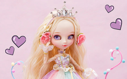 New 2020 Pullip Eirene doll - incredible fantasy collector doll