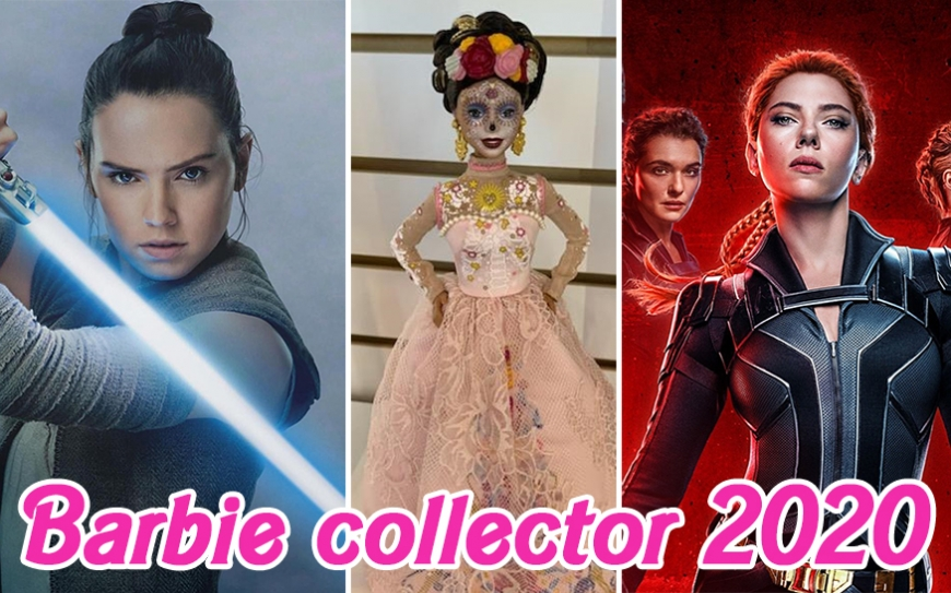 Barbie Collector 2020 release dates