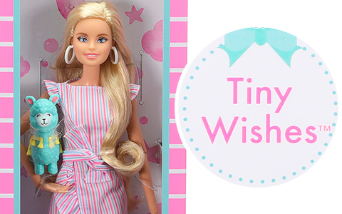 Barbie Tiny Wishes Signature 2020 - a new Baby Shower doll