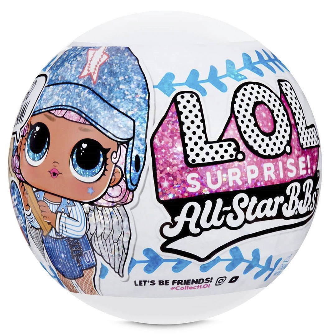 Lol Surprise All Star B B S New Glitter Lol Toys 2020 Are Out
