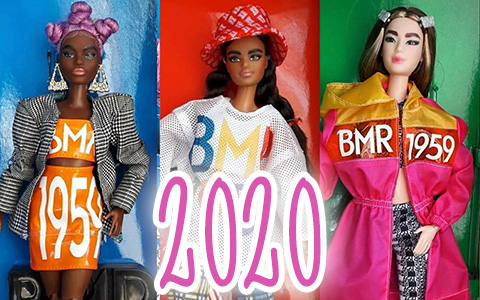 New 2020 Barbie collector BMR 1959 dolls