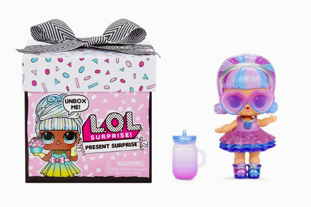 Lol Surprise Present Surprise 2020 New Birthday Themed Toys Update With Links And Pictures Youloveit Com