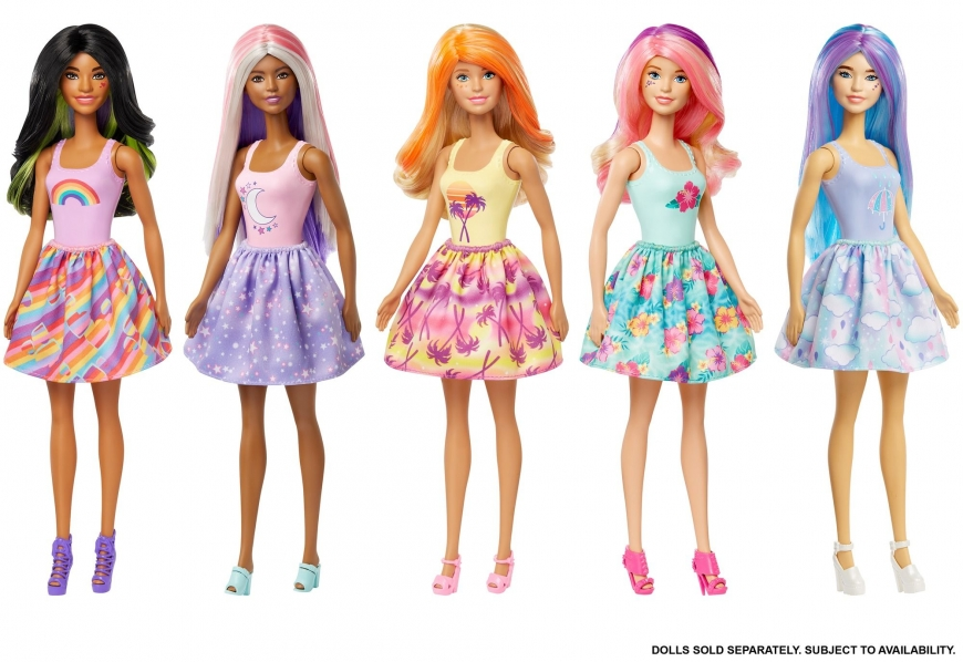Barbie Color Reveal series 3 outdoor