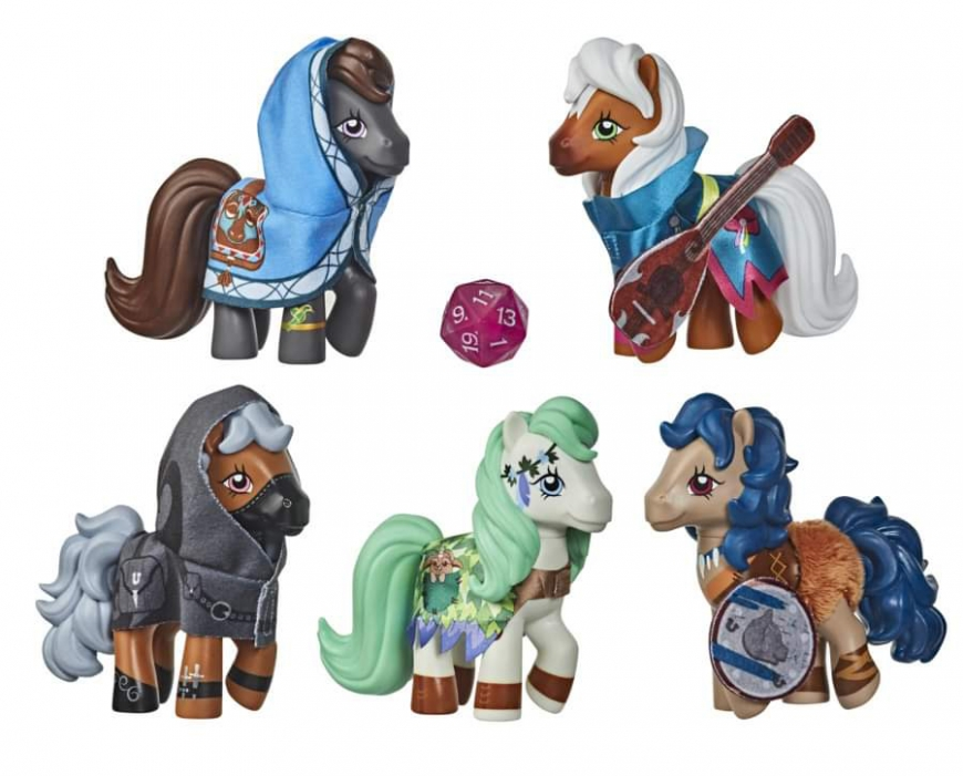 My Little Pony Crossover Collection DND