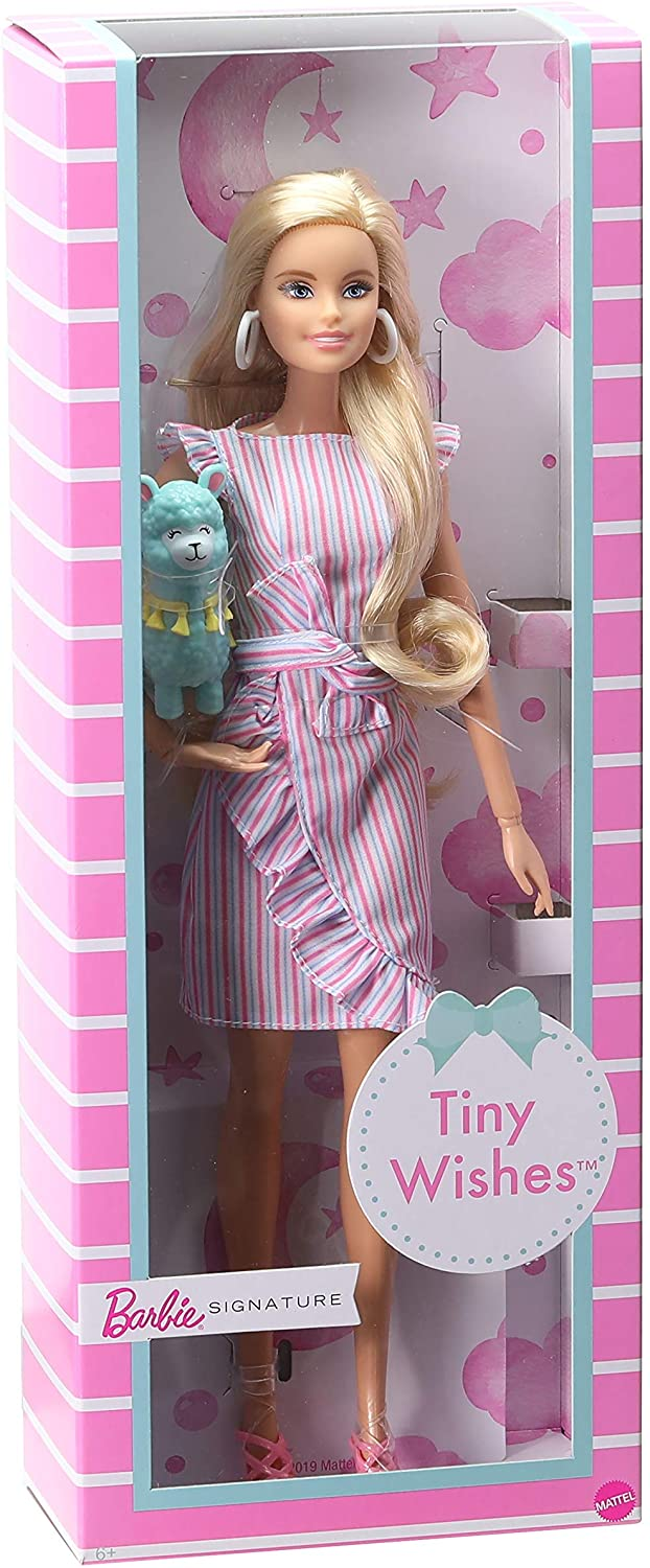 Barbie collector tiny wishes doll