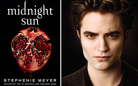 Midnight Sun - new Twilight book from Stephenie Meyer