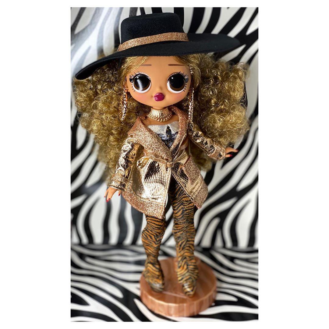 NEW  LOL Surprise DA BOSS OMG Fashion Doll Series 3 Boss Queen Sister