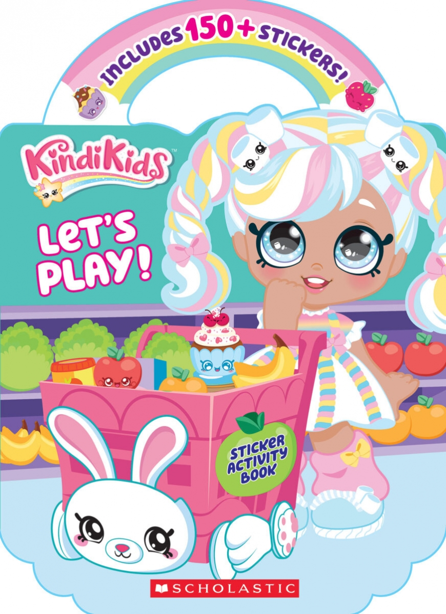 Kindi Kids: Let's Play book