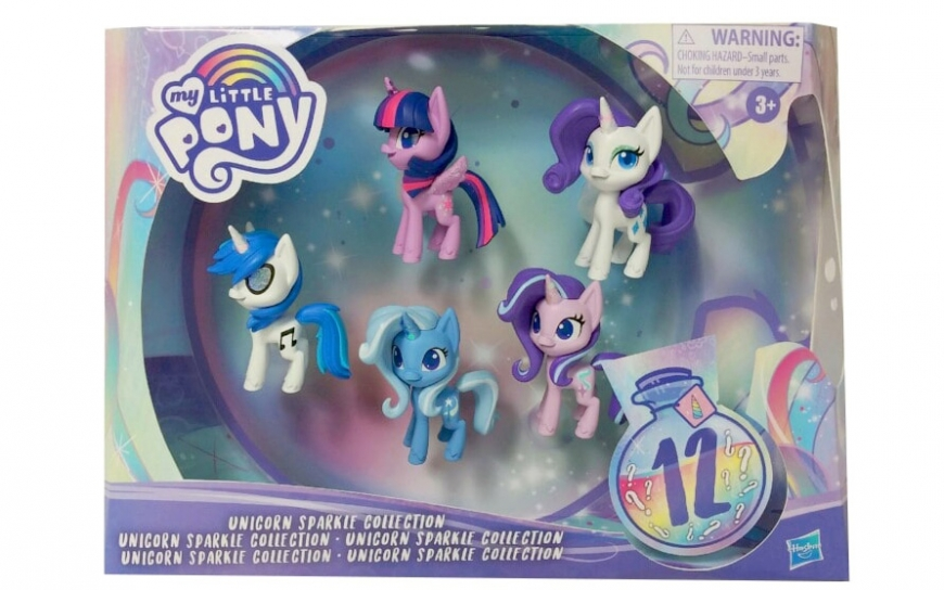 My Little Pony Unicorn Sparkle Collection