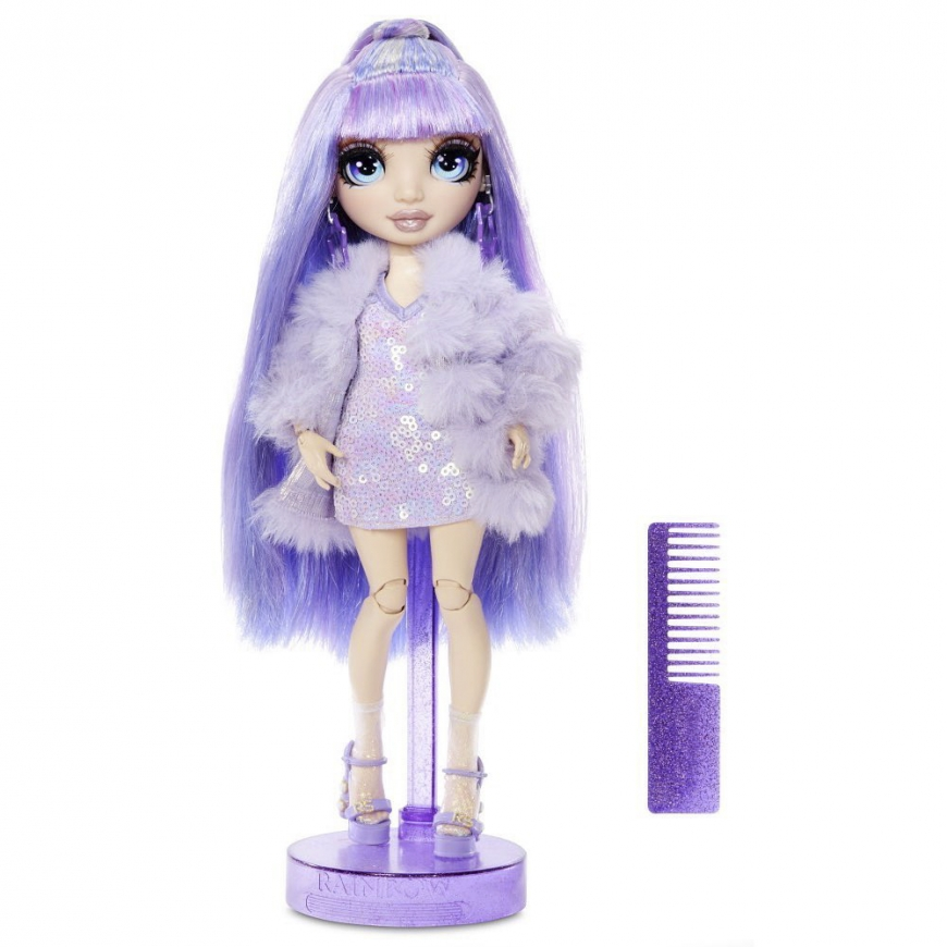 Violet Willow Rainbow High doll
