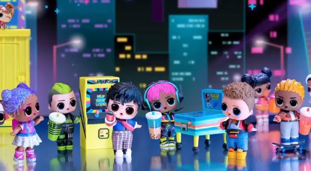 LOL Surprise Arcade Heroes