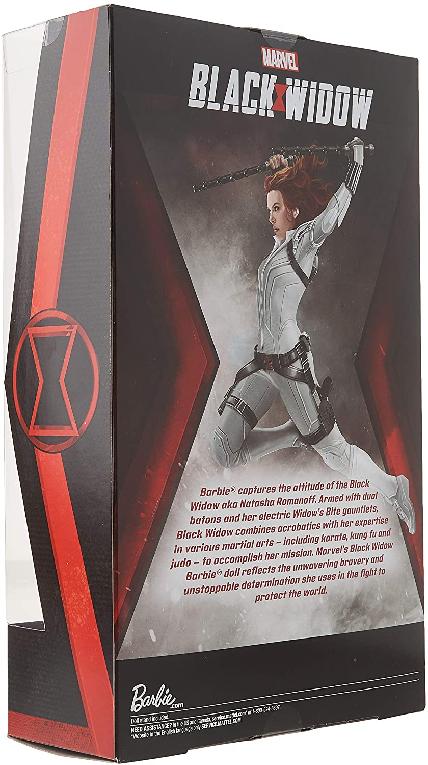 Barbie Black Widow Limited Edition collector doll 2020