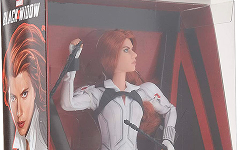 Barbie collector Black Widow limited edition