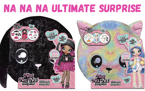 Na Na Na Surprise Ultimate Surprise with big doll