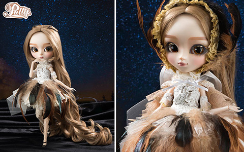 Pullip Minervah - the owl-like doll