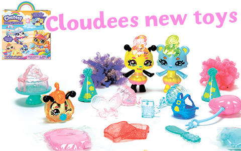 New Cloudees toys 2020: Big Surprise and Storm Clouds