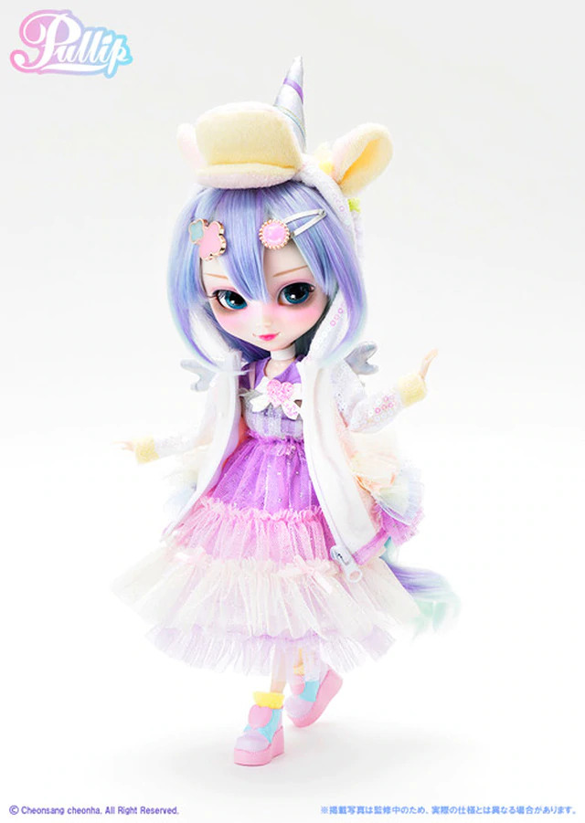 Pullip Purely Sherbet doll