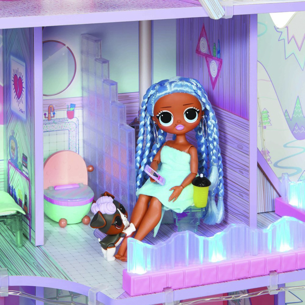 Lol Surprise Omg Winter Chill Cottage All About New Lol Doll House 2020 Youloveit Com