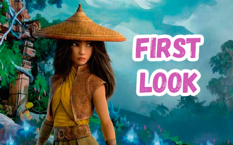 First look at Raya and the Last Dragon main character