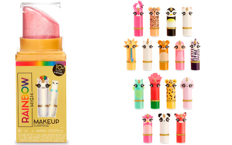 New Rainbow High Makeup Surprise toys