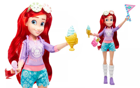 Disney Princess Squad Ariel Story doll