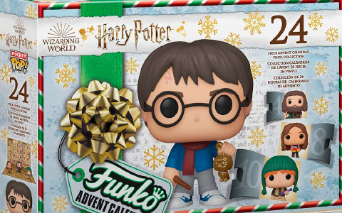 Funko Harry Potter 2020 Winter Holidays toys: Advent calendar, Pop vynils, Mystery Snow Globes