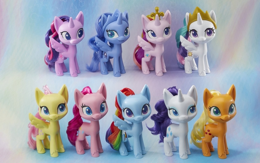 My Little Pony Mega Friendship Collection