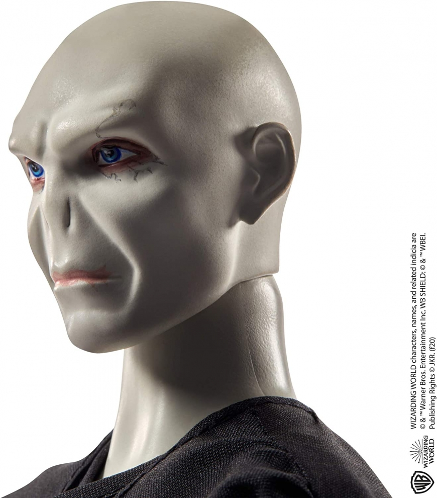 Harry Potter Lord Voldemort duel doll set Mattel