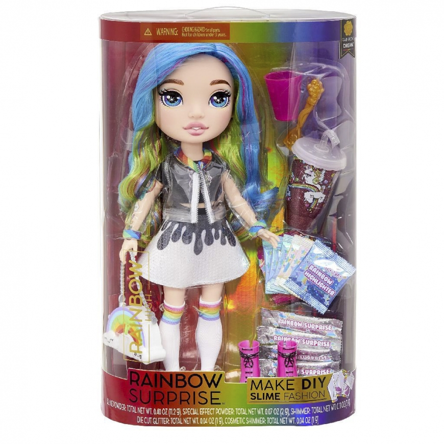 Rainbow High Rainbow Surprise re-release Rainbow Dream doll