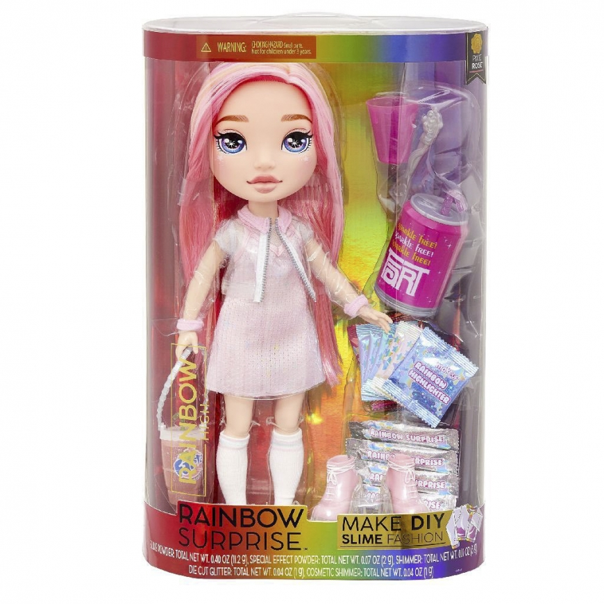 Rainbow High Rainbow Surprise re-release Pixie Rose doll