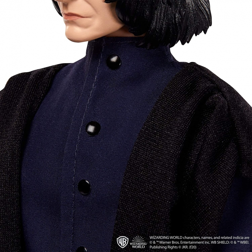 Harry Potter Severus Snape doll Mattel