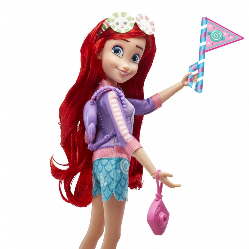 Ariel Disney Princess Squad doll new 2020 story pack