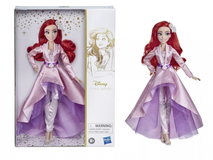 Disney Princess Style Series Ariel pants doll 2020