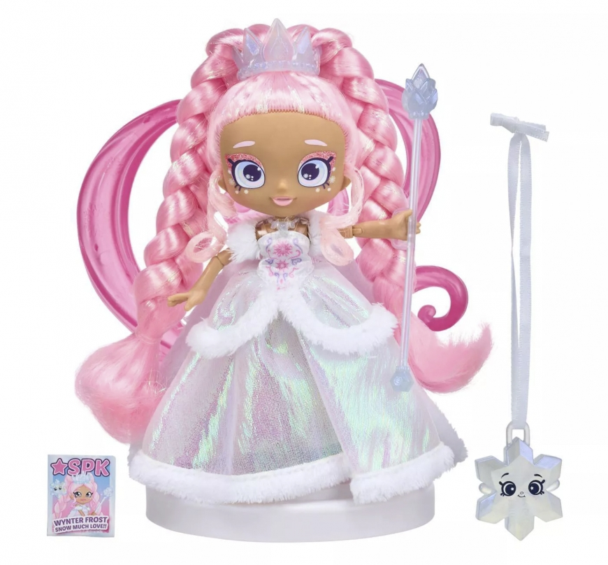 Shopkins Shoppies Special Edition Wynter Frost doll
