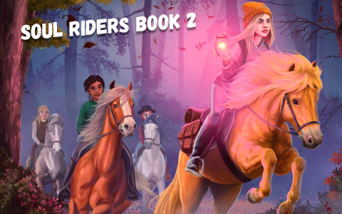 Soul Riders: The Legend Awakens 2 book in the Star Stable series