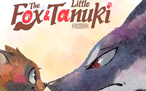 The Fox and the Little Tanuki the super adorable manga