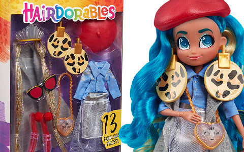 Hairdorables Hairmazing Exclusive fashion pack