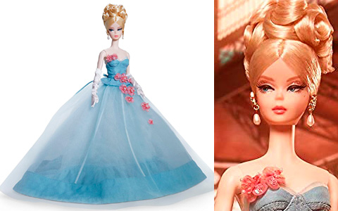 Signature Barbie The Gala's Best the very last doll from the Silkstone series