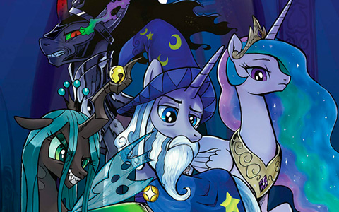 My Little Pony: Friendship is Magic Volume 19 comic book