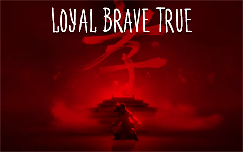 Christina Aguilera Loyal Brave True from «Mulan» movie - official clip