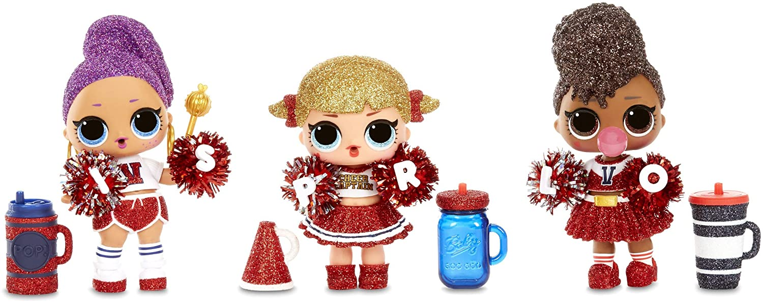 LOL Surprise All Star BB's Series 2 SHAPES Doll Brand New!