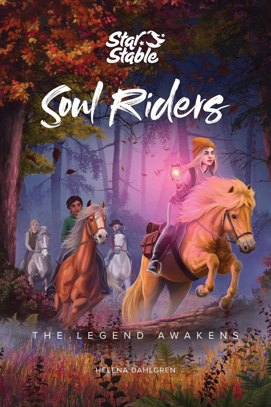 Soul Riders: The Legend Awakens