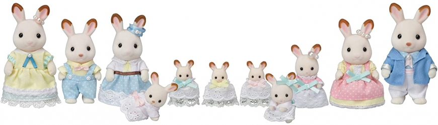 Sylvanian Families 35th anniversary limited edition